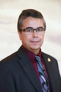 Tyrone McNeil is President of the First Nations Education Steering Committee as well as vice-president of the Stó:lō Tribal Council, president of the First Nations Technology Council, an advisor to the First Peoples' Cultural Council and a member of the Chiefs' Committee on Education of the Assembly of First Nations. Tyrone is widely recognized for his strong understanding and leadership in the fields of First Nations education and First Nations rights – locally, provincially, and nationally.