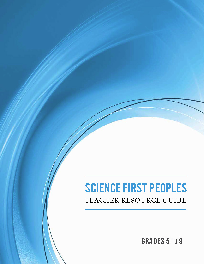 Cover 61496 Science First Peoples 2016