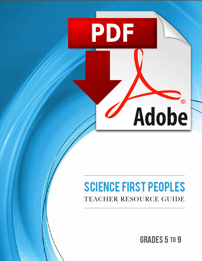 Cover Science First People PDF