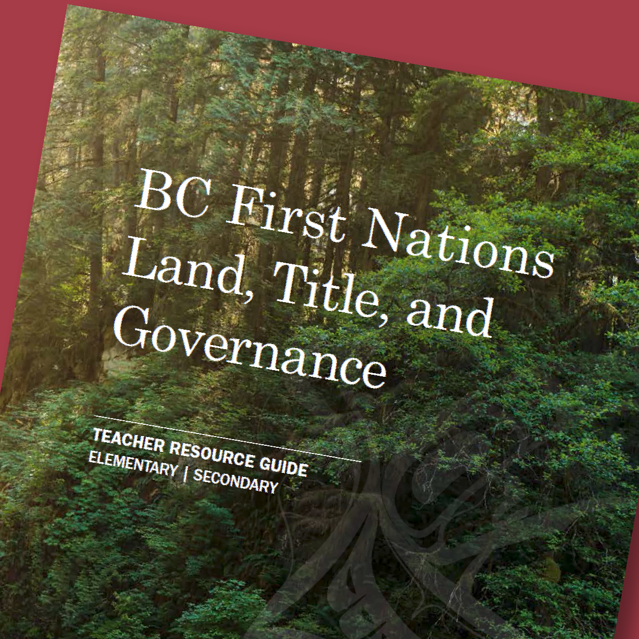 BC First Nations Land, Title And Governance